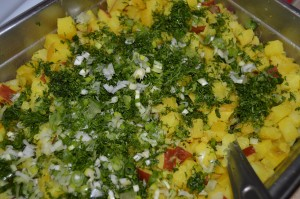 Lebanese Potato Salad - PreMix