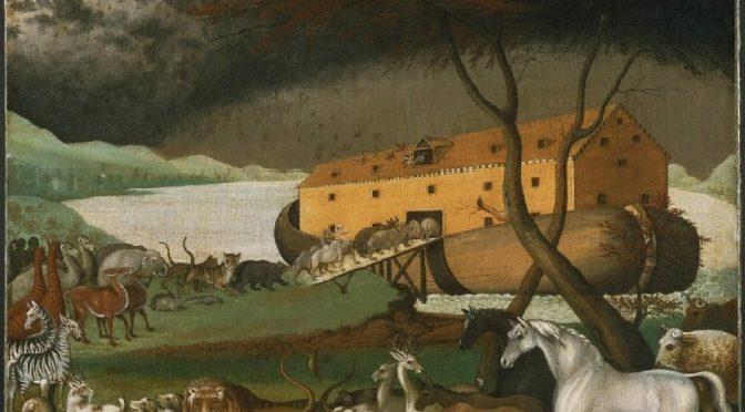 Torah Ecology: Noach (Gen 6:9 – 11:32)