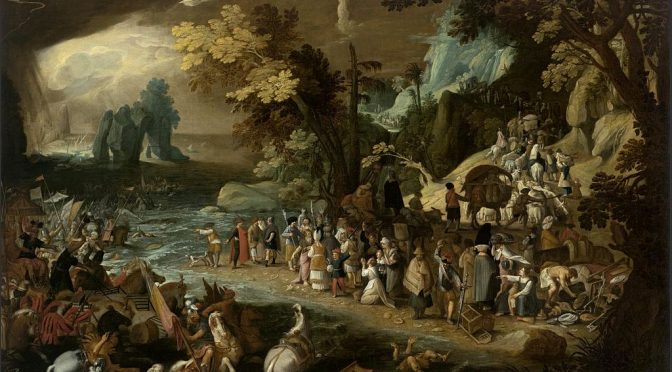 Torah Ecology: Beshallach 2018 (Ex. 13:17 – 17:16)